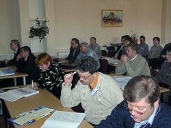 """2006 г. Семинар """"Симплекса"""" в Екатеринбурге"""
