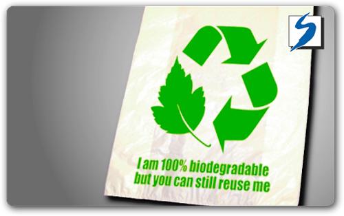 биоразлагаемый пластик